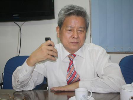 Tổng Biên tập Kim Quốc Hoa