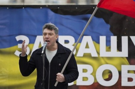 Nemtsov lên án Putin gay gắt nhất