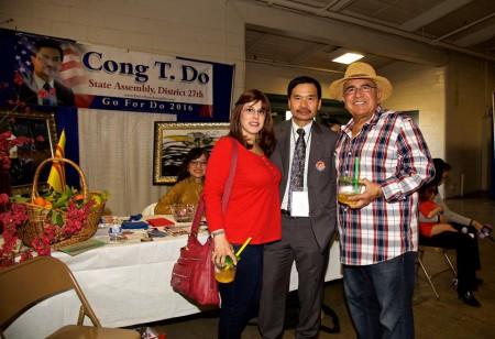 Với cư dân Điạ Hạt 27, người Mỹ gốc Châu Mỹ La Tinh