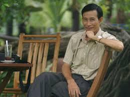 Blogger Điếu Cày trước lúc bị cầm tù