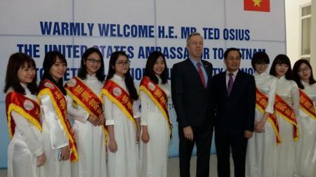 Đại sứ Ted Osius nói 'không có điều gì là không thể'