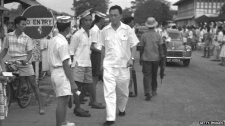Lý Quang Diệu 1958