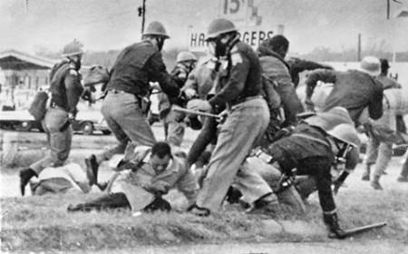 (Selma – Alabama, March 7, 1965)