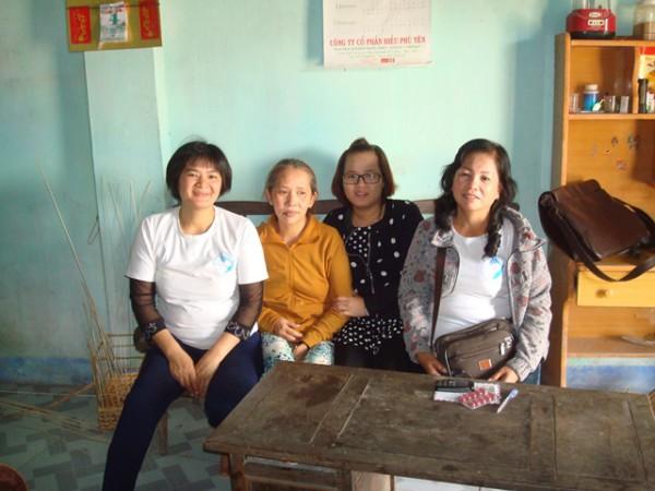Vợ TNLT Huỳnh Đức Minh