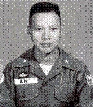 Tướng Trương Quang Ân