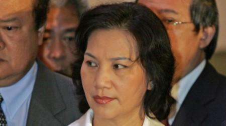 Bà Nguyễn Thị Kim Ngân từng là Bộ trưởng Lao động Thương binh và Xã hội (ảnh năm 2006)