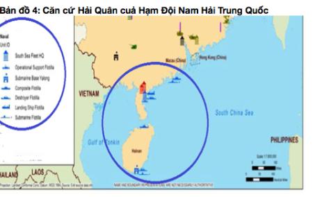 Căn cứ Hải quân của Hạm đội Nam Hải Trung Quốc
