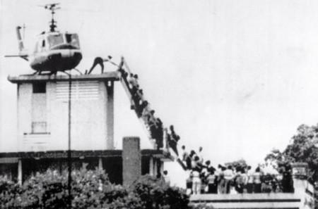 Và những người chạy khỏi Sài Gòn