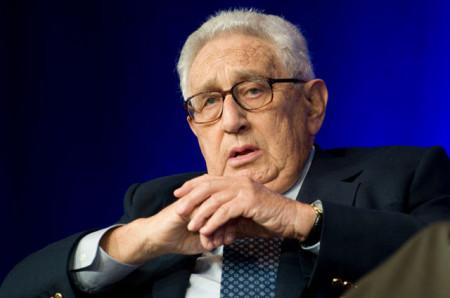 Henry Kissinger. Ảnh www.outsidethebeltway.com