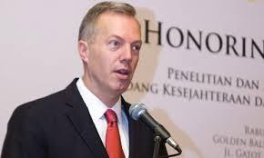 Đại sứ Mỹ ở Hà Nội. Ảnh VnExpress