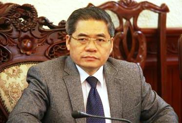 Đinh Trung Tụng, Thứ trưởng Thường trực Bộ Tư pháp