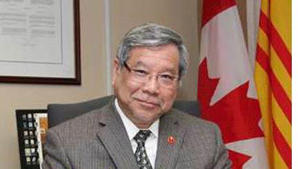 Thượng nghị Sĩ Ngô Thanh Hải