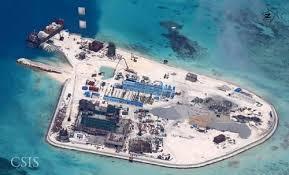 TQ gần đây xây nhiều đảo nhân tạo, gia cố các đảo chìm ở biển Đông