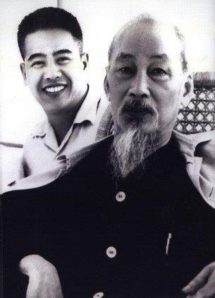 Vũ Kỳ và Hồ Chí Minh (9/1960)