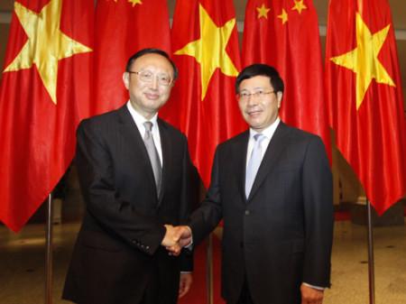 Bình Minh và Kiết Trì: VN -TQ hữu nghị lành mạnh đi vào chiều sâu