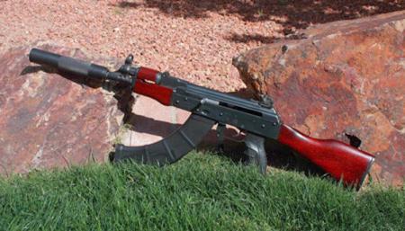 Súng AK Trung Quốc giá rẻ (khoảng 15 USD/khẩu), chất lượng ngang giá bán