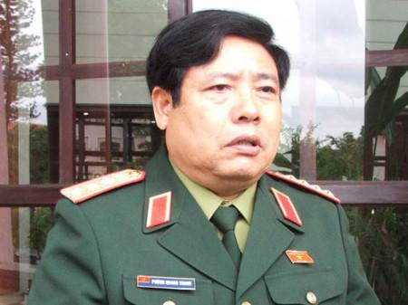 Ông Phùng Quang Thanh