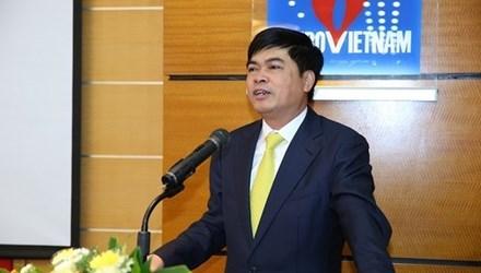 Ông Nguyễn Xuân Sơn khi còn đương nhiệm Chủ tịch PetroVietnam. Ảnh: IE
