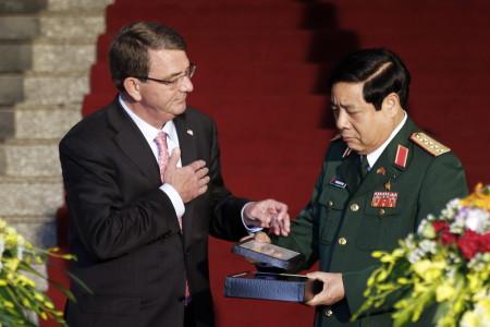 Ảnh Luong Thai Linh, EPA