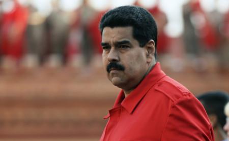 Tổng thống Venezuela, Nicolas Maduro. (JUAN Barreto / AFP / Getty Images)