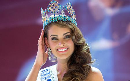 Miss World 2014. Ảnh Telegraph