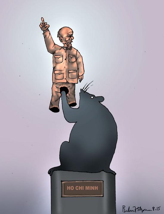 Phác thảo tượng đài Sơn La 1.400 tỷ