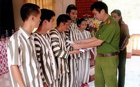 Không có tù nhân chính trị nào được đặc xá lần này. Ảnh mang tính minh họa. Nguồn vov.vn