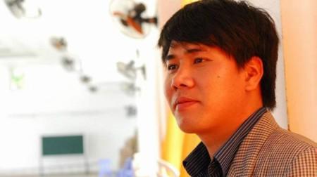Blogger Phạm Lê Vương Các cho biết đây là lần thứ hai anh bị trường đại học 'khuyên nghỉ' vì có vấn đề với an ninh