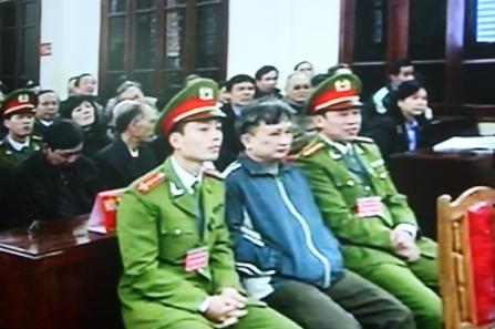 Trần Anh Kim vừa bị bắt lại và giam giữ tại địa điểm bí mật