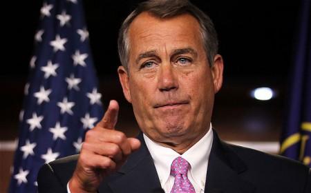 Ông John Boehner