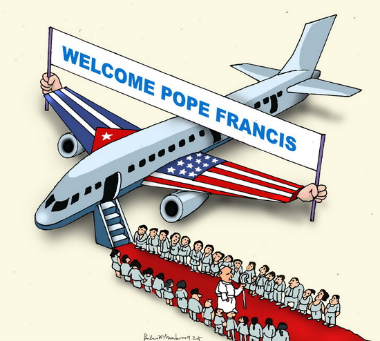 Chào mừng Giáo Hoàng
