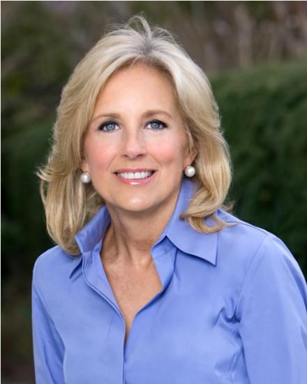 Bà Jill Biden