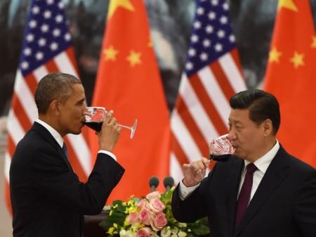 Mỹ duy trì chính sách cây gậy và củ cà rốt với Trung Quốc, sẵn sàng đối thoại nhưng sẽ trấn áp nếu Bắc Kinh có ý đồ xưng bá khu vực. (Ảnh minh họa)