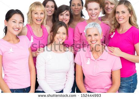 Thang 10 Ung thu vu. Pink