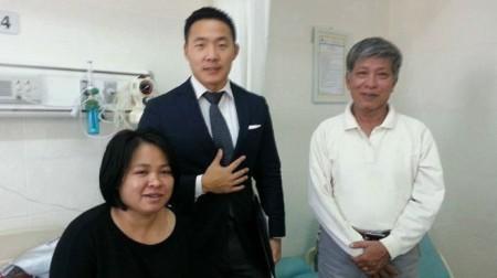 Hôm 23/11, giới chức ngoại giao Hoa Kỳ đã đến thăm bà Minh Hạnh tại bệnh viện