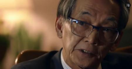 Ông Nguyễn Xuân Nghĩa cựu lãnh đạo Mặt Trận (chụp từ PBS.org)