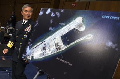 Đô đốc Harry B. Harris, Tư lệnh Hạm đội Thái Bình Dương (Hoa Kỳ)