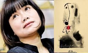 Tác giả Phan Huyền Thư với sự lùm xùm thơ ca gần đây. Ảnh VietnamNet