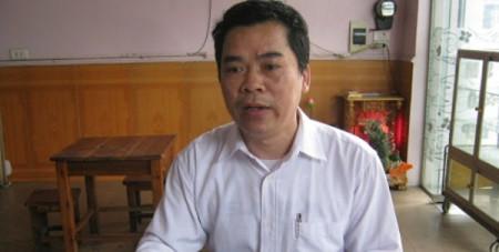 Ông Nguyễn Trọng Phúc. Ảnh: Báo Lao động & Xã hội