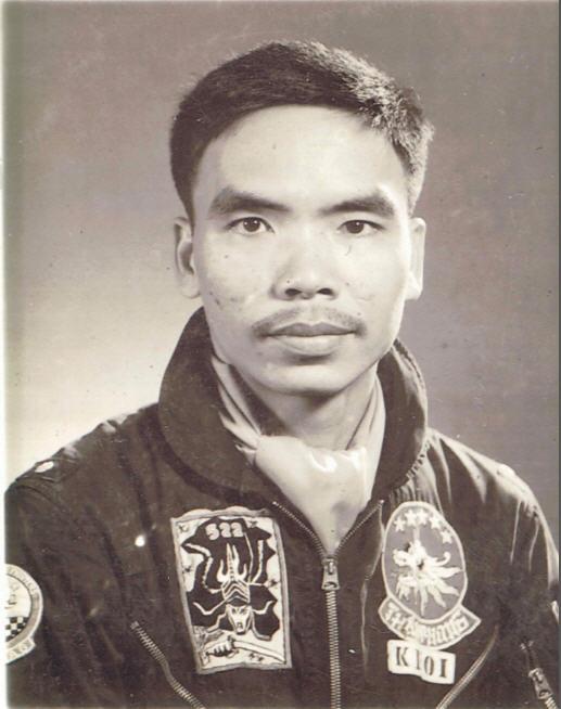 Phan Khôi, Phi công A-1 Skyraider của Phi đoàn 522