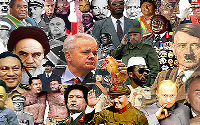 Một số nhà độc tài tiêu biểu (thiếu VN?)
