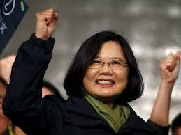 Bà Thái Anh Văn. Ảnh Reuters