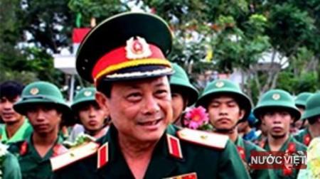 Tướng Phạm Minh Thắng.