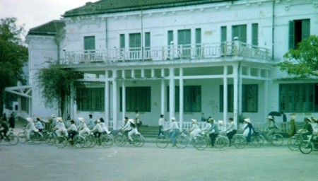 Đại học Khoa học, Viện Đại học Huế  (cơ sở Morin, trước 1975)