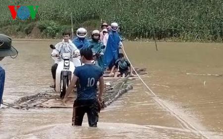 Wecome to Sơn La. Ảnh: VOV