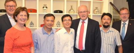 Phái đoàn Nghị sĩ Liên minh Dân chủ/Xã hội Thiên chúa giáo Đức (CDU/CSU) tại Hà Nội