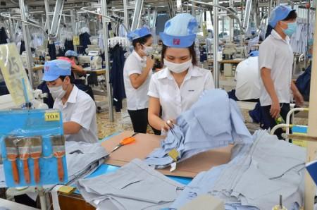 Dệt may Việt Nam hiện xếp thứ 6 trong các quốc gia xuất khẩu vào EU