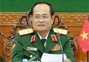 Tướng Nguyễn Phương Nam.