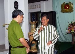 LM Nguyễn Văn Lý. Ảnh báo C.A.N.D