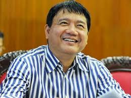 Ông Đinh La Thăng. Ảnh nld.com